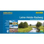 Bikeline Leine-Heide-Radweg  - Radwanderführer