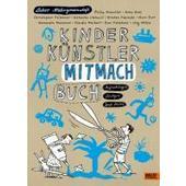 Kinder Künstler Mitmachbuch  - Kinderbuch
