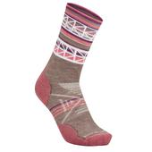 Smartwool PHD OUTDOOR MEDIUM PATTERN CREW Frauen - Wandersocken