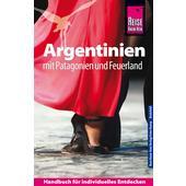 RKH ARGENTINIEN MIT PATAGONIEN  - Reiseführer