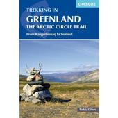 Trekking in Greenland - The Arctic Circle Trail  -