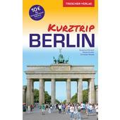 TRESCHER KURZTRIP BERLIN  - Reiseführer