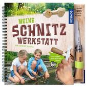 MEINE SCHNITZWERKSTATT  - Kinderbuch