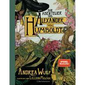 DIE ABENTEUER DES ALEXANDER VON HUMBOLDT  - Kinderbuch