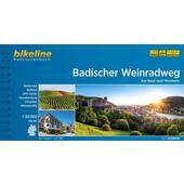 Badischer Weinradweg  - Radwanderführer