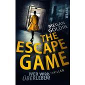 The Escape Game - Wer wird überleben?  - Roman