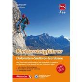 Klettersteigführer Dolomiten, Südtirol, Gardasee  - Wanderführer