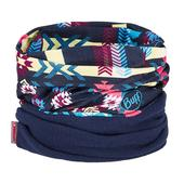 Buff JUNIOR POLAR KHILS NIGHT BLUE Kinder - Multifunktionstuch