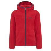 Jack Wolfskin BAKSMALLA HOODED JACKET Kinder - Fleecejacke