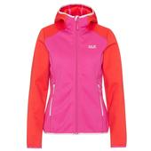 Jack Wolfskin HYDRO HOODED JACKET W Frauen - Fleecejacke
