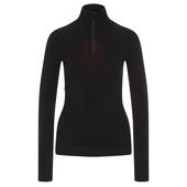 Odlo MIDLAYER 1/2 ZIP I-THERMIC Frauen - Funktionsshirt