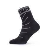 Sealskinz WATERPROOF WARM WEATHER ANKLE LENGTH SOCK WITH HYDROSTOP Unisex - Fahrradsocken