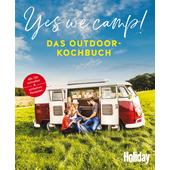 Yes we camp! - Das Outdoor-Kochbuch  -