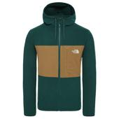 The North Face M BLOCKED FULL ZIP HOODIE Männer - Fleecejacke