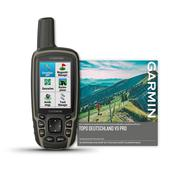 Garmin GPSMAP 64SX + TOPO DEUTSCHLAND V9 PRO Unisex - GPS-Gerät