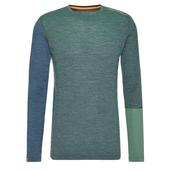 Ortovox 185 ROCK ' N'  WOOL LONG SLEEVE Männer - Funktionsshirt