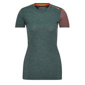 Ortovox 185 ROCK' N' WOOL SHORT SLEEVE W Frauen - Funktionsshirt