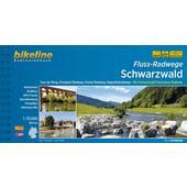 Flussradwege Schwarzwald  - Radwanderführer