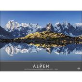 EDITION HUMBOLDT - ALPEN - KALENDER 2020  - Kalender