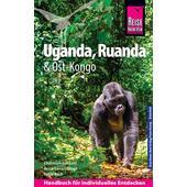 Reise Know-How Reiseführer Uganda, Ruanda  - Reiseführer