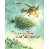 Die kleine Hexe feiert Weihnachten  - Kinderbuch