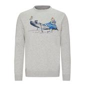 FRILUFTS OMAUI PRINTED SWEATER Männer - Sweatshirt