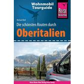 Reise Know-How Wohnmobil-Tourguide Oberitalien  - Reiseführer