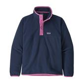 Patagonia GIRLS'  MICRO D SNAP-T P/O Kinder - Fleecejacke