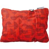 Therm-a-Rest COMPRESSIBLE PILLOW RED PRINT L Unisex - Kissen