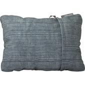 Therm-a-Rest COMPRESSIBLE PILLOW BLUEWOVEN DOT PRINT L  - Kissen