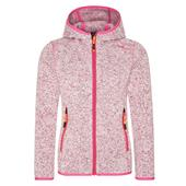 CMP GIRL JACKET FIX HOOD Kinder - Fleecejacke