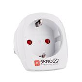 SKROSS SINGLE EU TO CH Unisex - Reisestecker