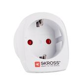 SKROSS EUROPE TO DK Unisex - Reisestecker