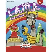 LAMA  - Reisespiele
