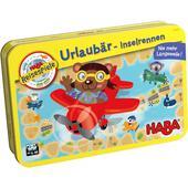 URLAUBÄR - INSELRENNEN  - Reisespiele