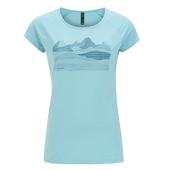 Scott SCO SHIRT W' S TRAIL MTN DRI GRAPHIC S/SL Frauen - Fahrradtrikot