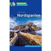 Nordspanien Reiseführer Michael Müller Verlag  - Wanderführer