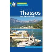 Thassos Reiseführer Michael Müller Verlag  - Reiseführer
