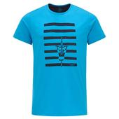 Triple2 TUUR NUL - ORGANIC COTTON JERSEY MEN - CROSSWALK Männer - T-Shirt