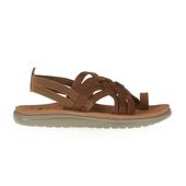 Teva VOYA STRAPPY LEATHER Frauen - Outdoor Sandalen