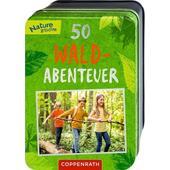 50 Wald-Abenteuer  - Reisespiele