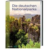 Die deutschen Nationalparks  - Sachbuch