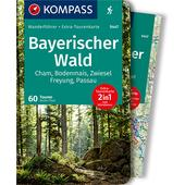 KOMPASS Wanderführer Bayerischer Wald  -