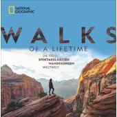 Walks of a Lifetime  - Bildband