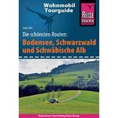 Reise Know-How Wohnmobil-Tourguide Bodensee, Schwarzwald und Schwäbische Alb  - Reiseführer