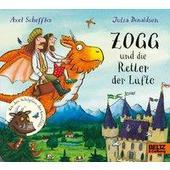 Zogg und die Retter der Lüfte  - Kinderbuch