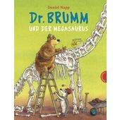 Dr. Brumm und der Megasaurus  - Kinderbuch