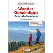 Wandergeheimtipps Bayerische Hausberge  -