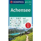 KOMPASS Wanderkarte Achensee 1:35 000  - Wanderkarte