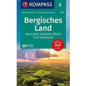KOMPASS Wanderführer Bergisches Land, Naturpark zwischen Rhein und Sauerland  - Wanderführer